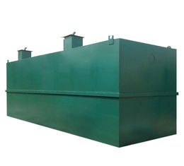 Mbr Containerized Wastewater Treatment Plant Integrated Sewage Treatment Equipment
