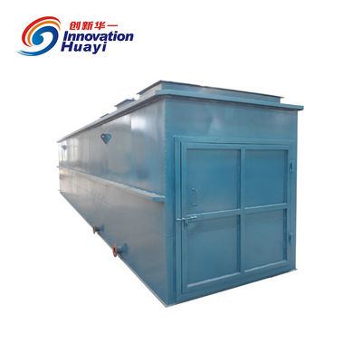 China High Density Organic MBR Membrane Bioreactor Domestic Wastewater Reused Available factory